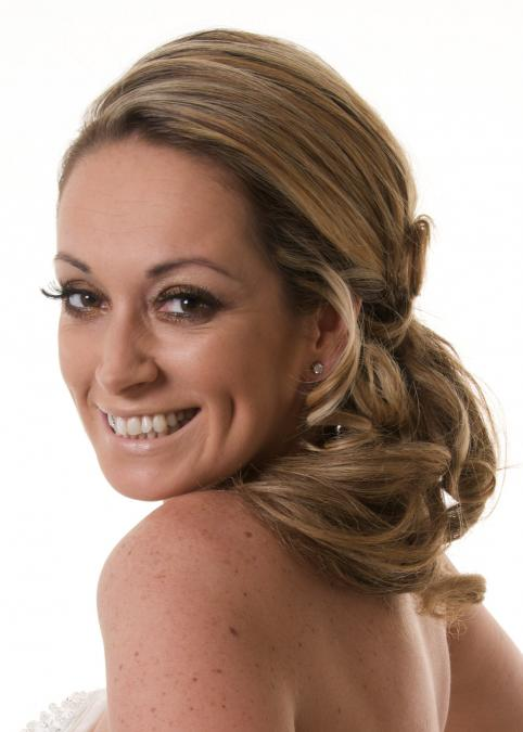 Bridal hair and make up west yorkshire