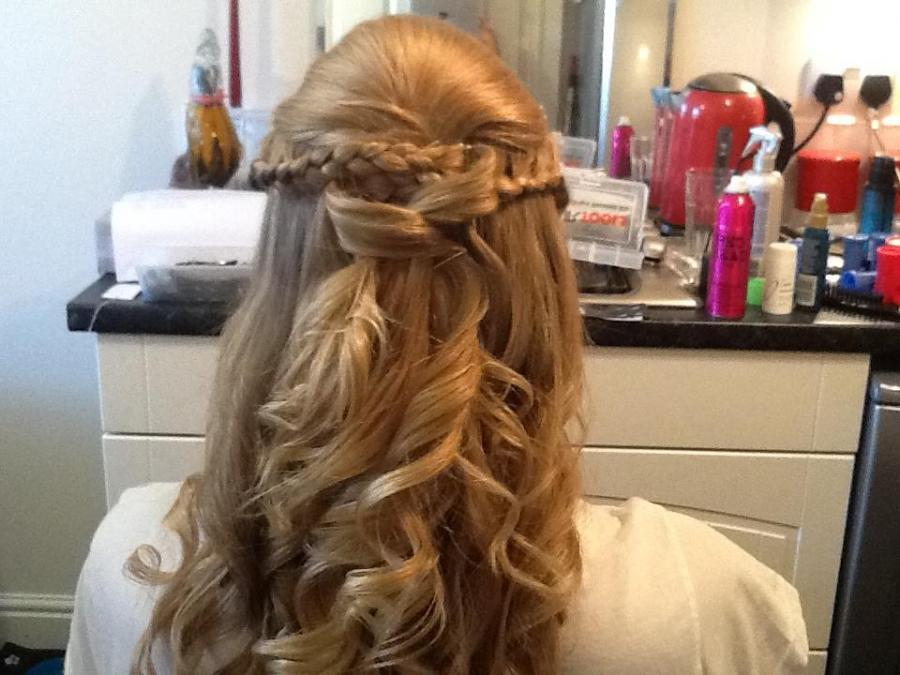 Hair stylist and make up artist yorkshire