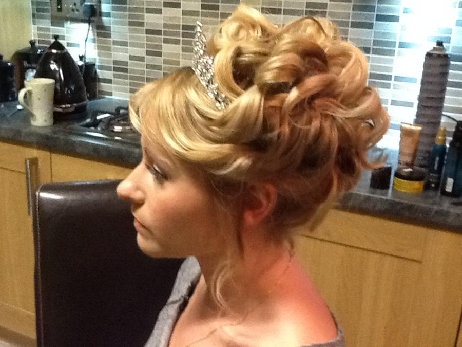 Bridal hair and make up south yorkshire